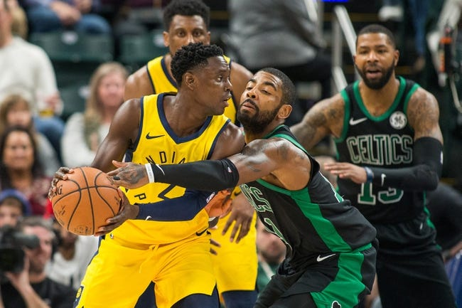 NBA   Indiana Pacers at Boston Celtics