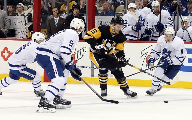 NHL | Pittsburgh Penguins at Toronto Maple Leafs