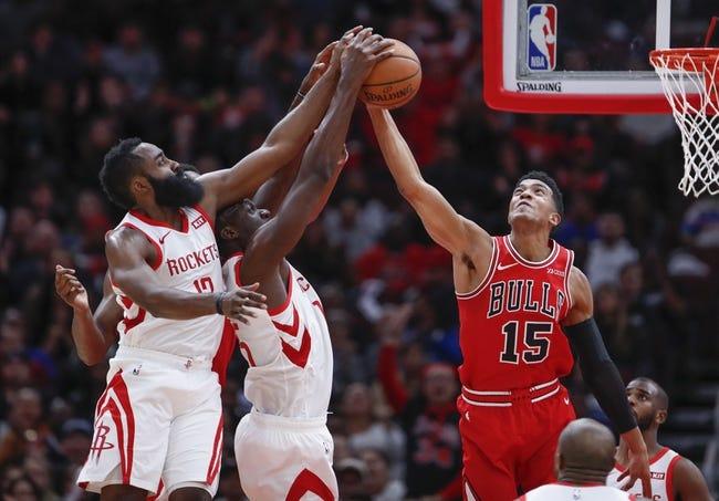 NBA | Chicago Bulls (5-18) at Houston Rockets (10-11)