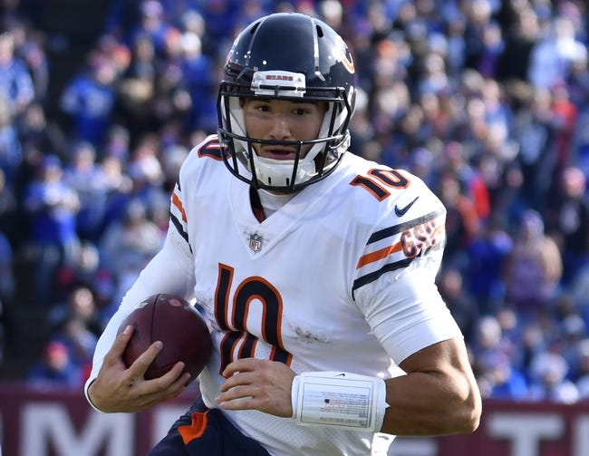 Chicago Bears vs. Detroit Lions - 11/11/18 NFL Pick, Odds, and Prediction