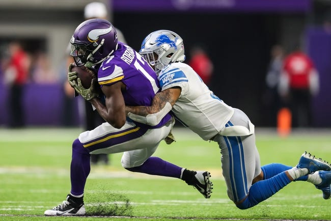 NFL | Minnesota Vikings (7-6-1) at Detroit Lions (5-9)