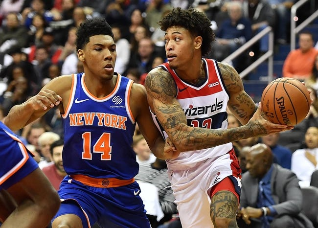 NBA | Washington Wizards (9-14) at New York Knicks (8-16)