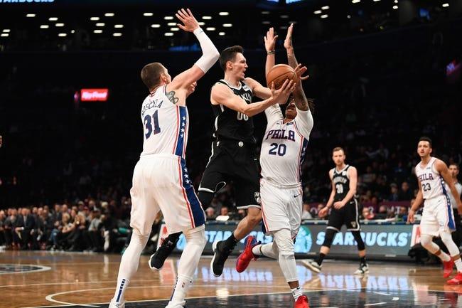 NBA | Philadelphia 76ers (13-8) at Brooklyn Nets (8-12)