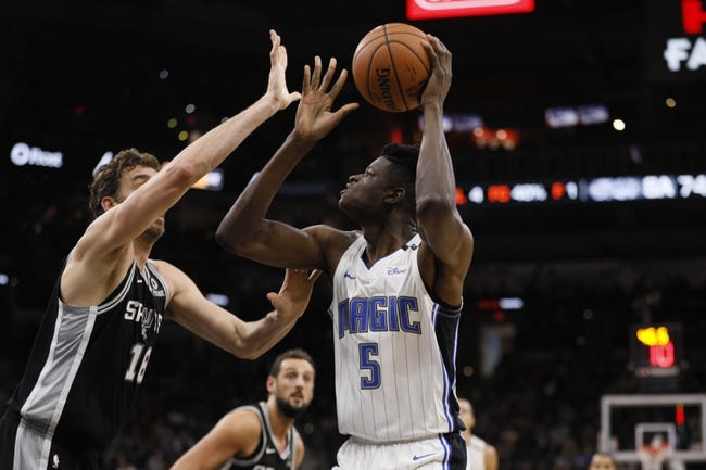 NBA | San Antonio Spurs (16-15) at Orlando Magic (14-15)