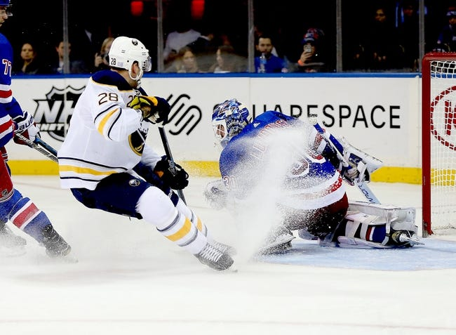 NHL | New York Rangers at Buffalo Sabres