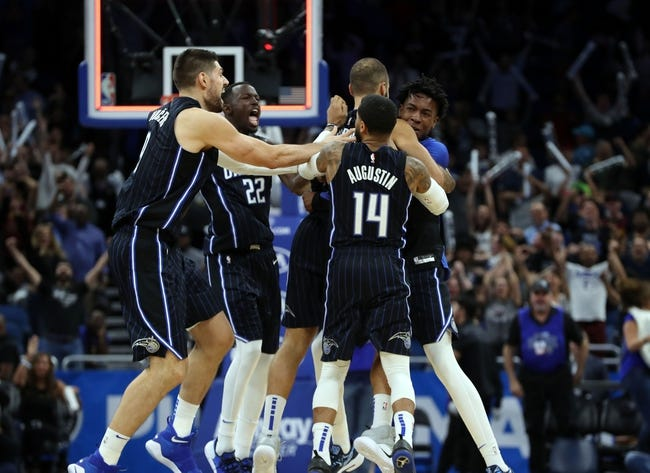 NBA   Orlando Magic at Cleveland Cavaliers
