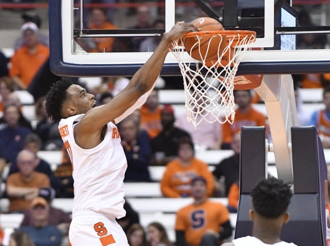 Syracuse vs. Morehead State - 11/10/18 College Basketball Pick, Odds, and Prediction