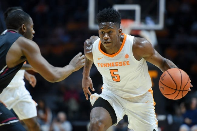 Kansas vs. Tennessee - 11/23/18 College Basketball Pick, Odds, and Prediction