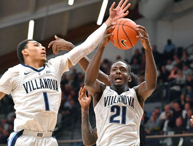 NCAA BB | Quinnipiac Bobcats (0-0) at Villanova Wildcats (1-0)