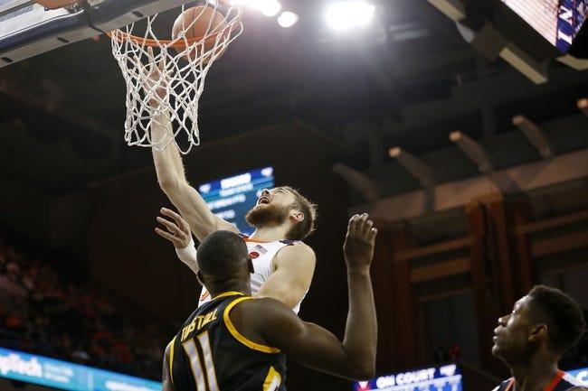 NCAA BB | James Madison at Towson