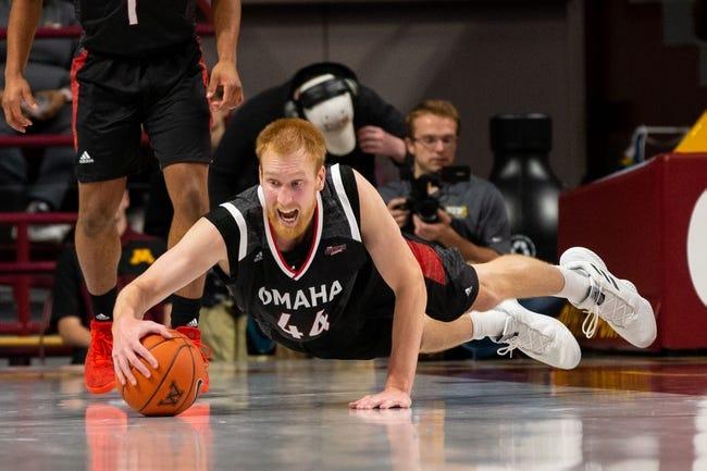 NCAA BB | Western Illinois at Nebraska-Omaha