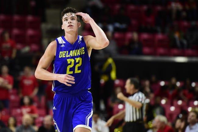 NCAA BB | Delaware at Towson