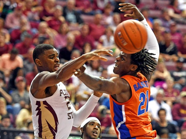 Florida State vs. Troy - 12/3/18 College Basketball Pick, Odds, and Prediction