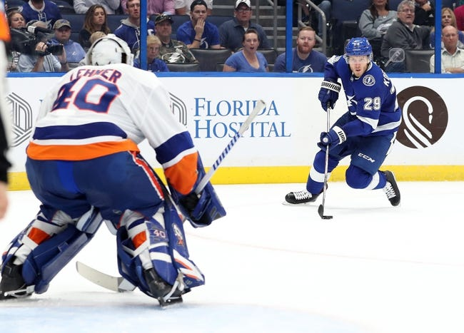 NHL | Tampa Bay Lightning at New York Islanders