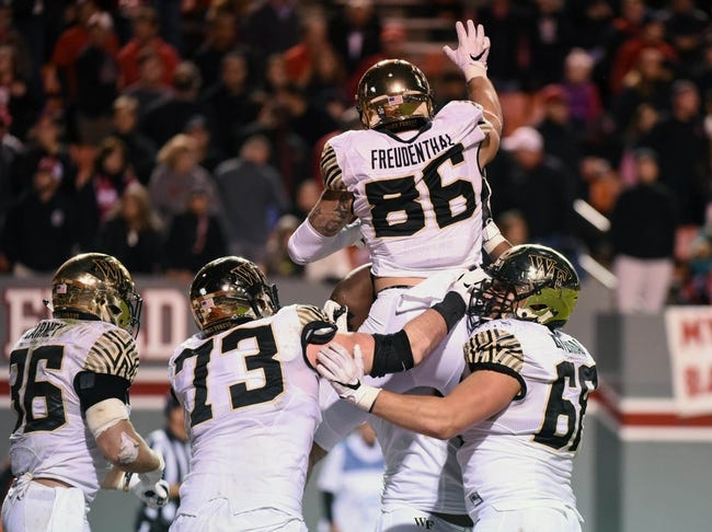 Wake Forest vs. Pittsburgh - 11/17/18 College Football Pick, Odds, and Prediction