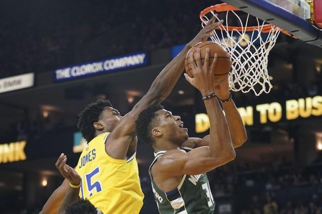 NBA | Golden State Warriors (17-9) at Milwaukee Bucks (16-7)