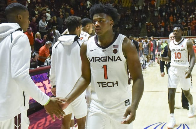 Virginia Tech vs. Northeastern - 11/16/18 College Basketball Pick, Odds, and Prediction
