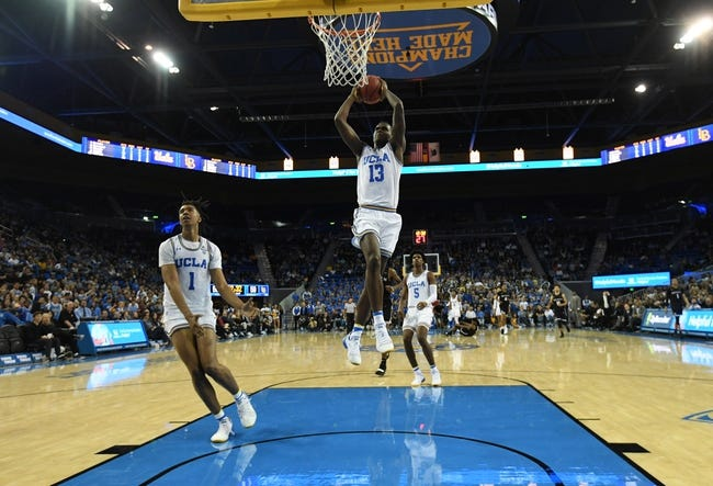 UCLA vs. St. Francis-Pennsylvania - 11/16/18 College Basketball Pick, Odds, and Prediction