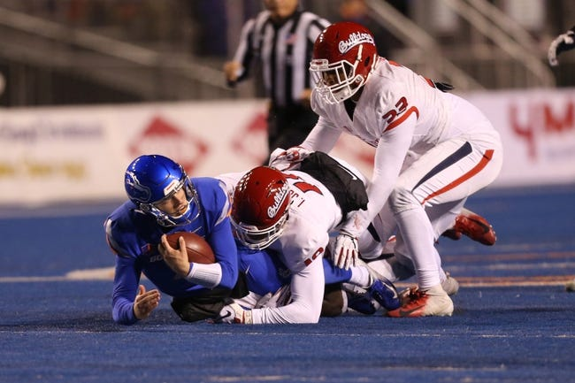 CFB | Fresno State Bulldogs (10-2) at Boise State Broncos (10-2)
