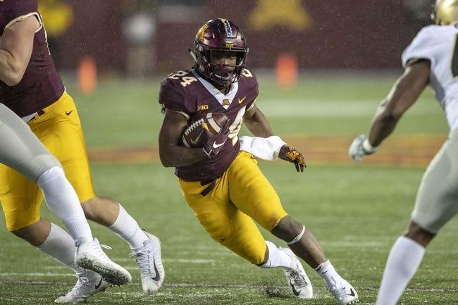 Minnesota vs. Northwestern - 11/17/18 College Football Pick, Odds, and Prediction
