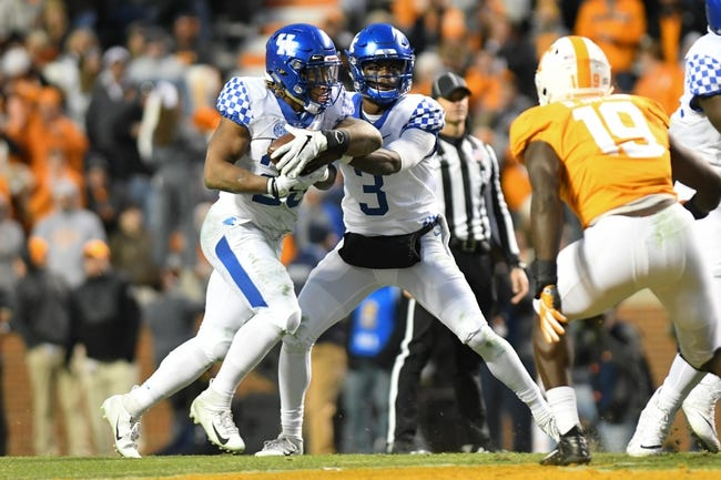 Kentucky vs. Middle Tennessee - 11/17/18 College Football Pick, Odds, and Prediction