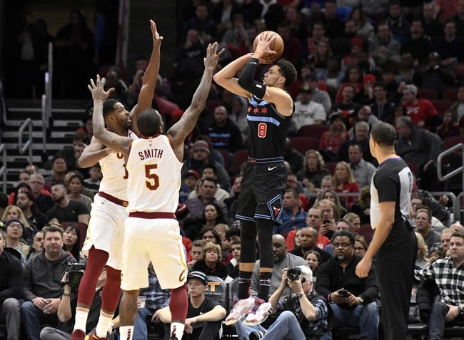 NBA | Chicago Bulls (8-25) at Cleveland Cavaliers (8-25)