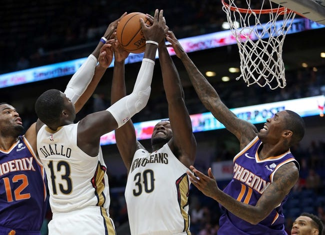 NBA | New Orleans Pelicans at Phoenix Suns