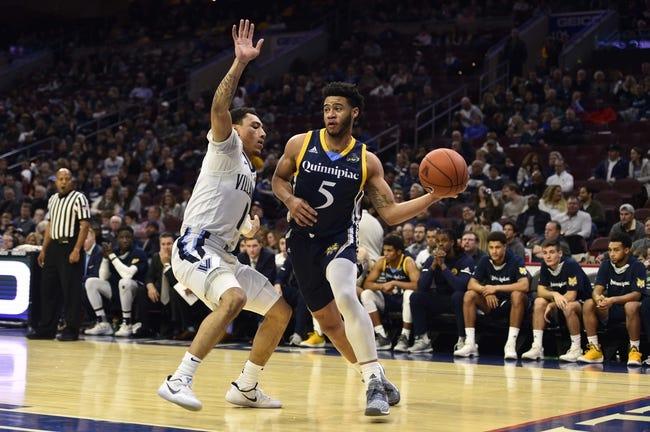 NCAA BB | Drexel Dragons (5-5) at Quinnipiac Bobcats (4-4)