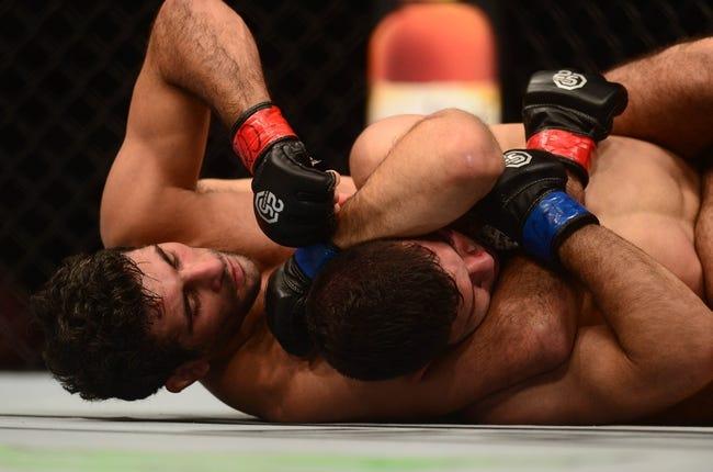 MMA | Beneil Dariush vs. Drew Dober