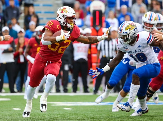 CFB | Drake Bulldogs (7-3) at Iowa State Cyclones (7-4)