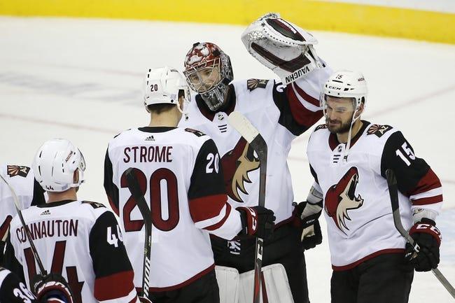 NHL   Washington Capitals (15-9-3) at Arizona Coyotes (13-11-2)