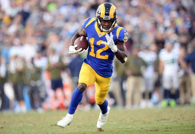 NFL | San Francisco 49ers (4-11) at Los Angeles Rams (12-3)