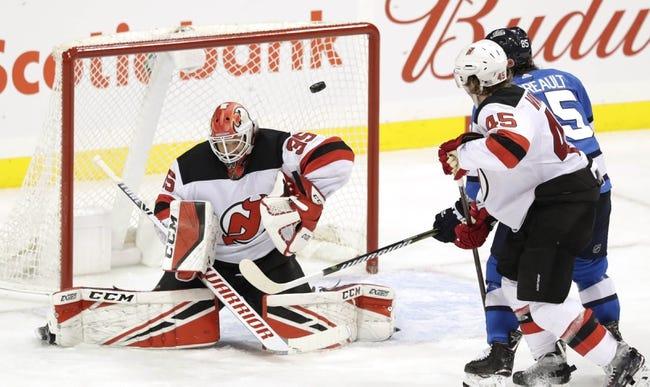 New Jersey Devils vs. Winnipeg Jets - 12/1/18 NHL Pick, Odds, and Prediction