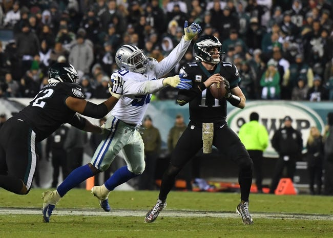 NFL | Philadelphia Eagles (6-6) at Dallas Cowboys (7-5)