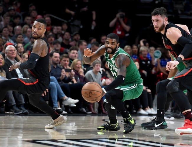 NBA | Portland Trail Blazers at Boston Celtics