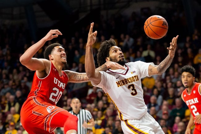 NCAA BB | Minnesota Golden Gophers (5-0) at Boston College Eagles (4-1)