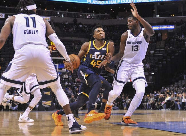 NBA | Utah Jazz at Memphis Grizzlies