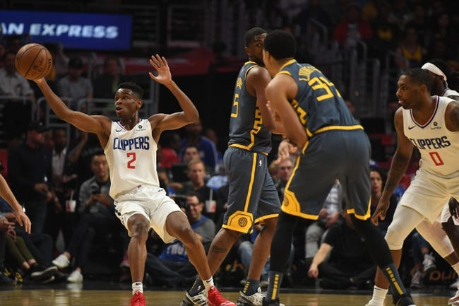 NBA | Los Angeles Clippers (18-13) at Golden State Warriors (21-11)
