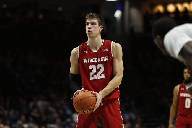 Wisconsin vs. Virginia - 11/23/18 College Basketball Pick, Odds, and Prediction