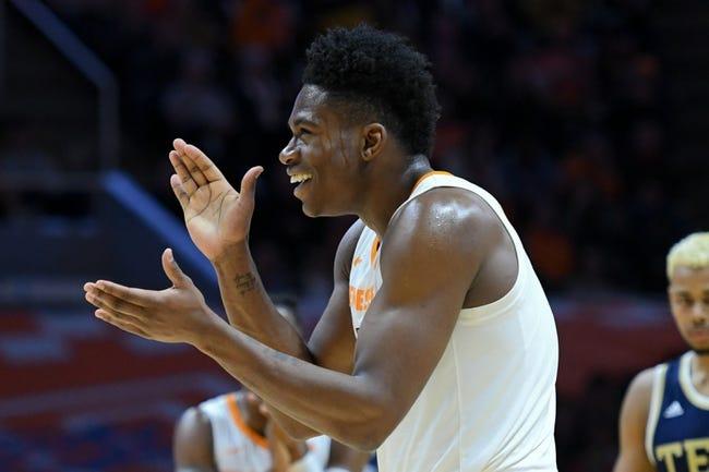 NCAA BB | Tennessee - Georgia