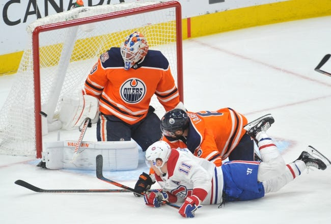 NHL | Edmonton Oilers at Montreal Canadiens