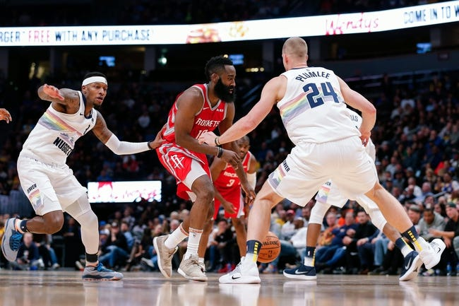NBA | Denver Nuggets at Houston Rockets