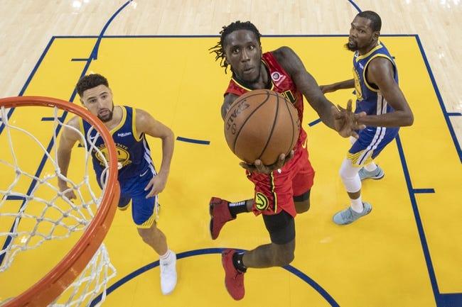 Atlanta Hawks vs. Golden State Warriors - 12/3/18 NBA Pick, Odds, and Prediction