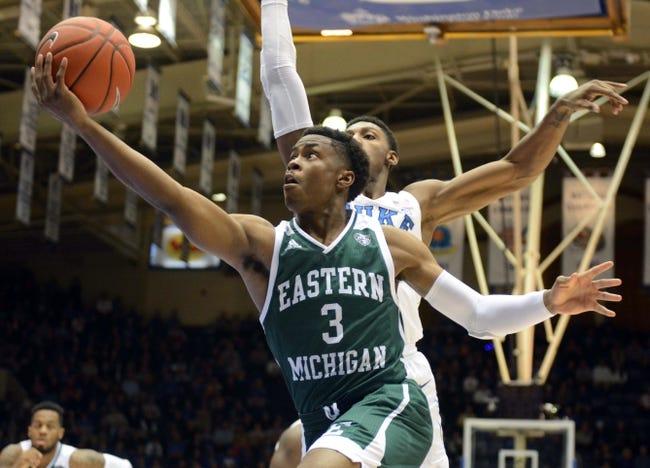 NCAA BB | Ball State at Eastern Michigan