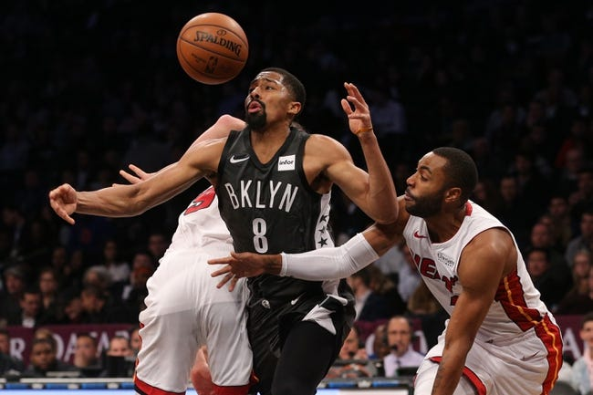 Miami Heat vs. Brooklyn Nets - 112018 NBA Pick, Odds