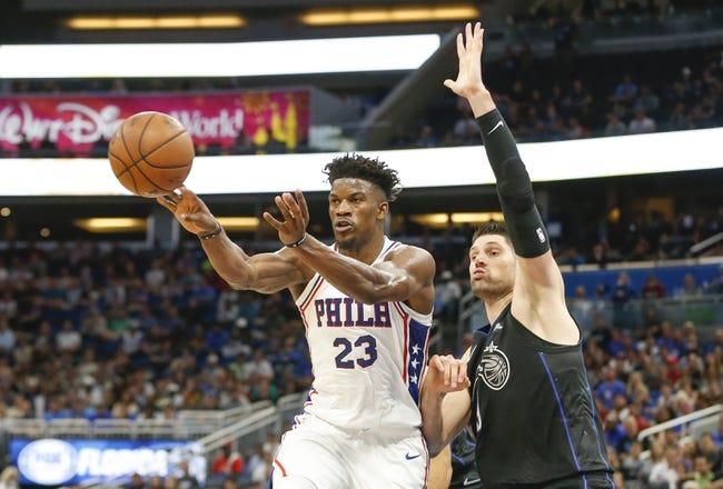 NBA | Orlando Magic at Philadelphia 76ers