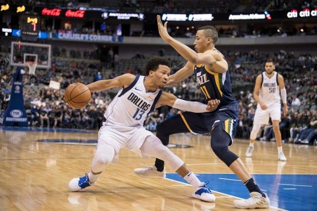 NBA | Dallas Mavericks at Utah Jazz