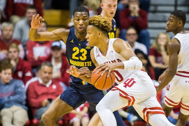 Indiana vs. UC Davis - 11/23/18 College Basketball Pick, Odds, and Prediction