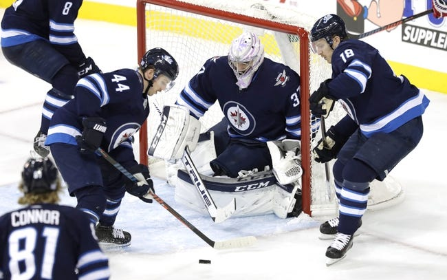 NHL | Winnipeg Jets at Washington Capitals