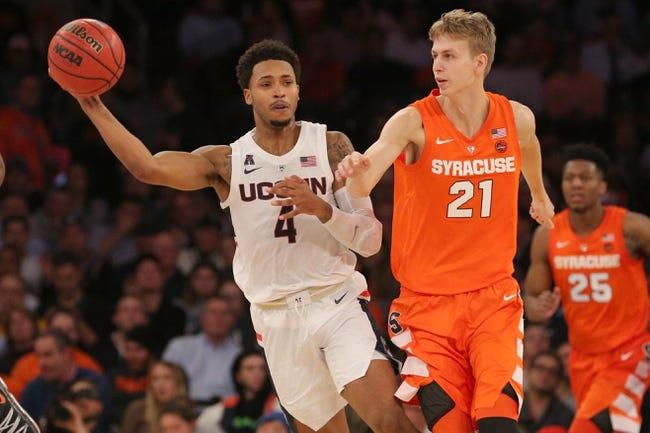 Connecticut vs. Iowa - 11/16/18 College Basketball Pick, Odds, and Prediction